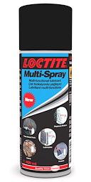 Loctite Multi Sprey Yağlayıcı Koruyucu ve Pas Sökücü 400ml LB8201