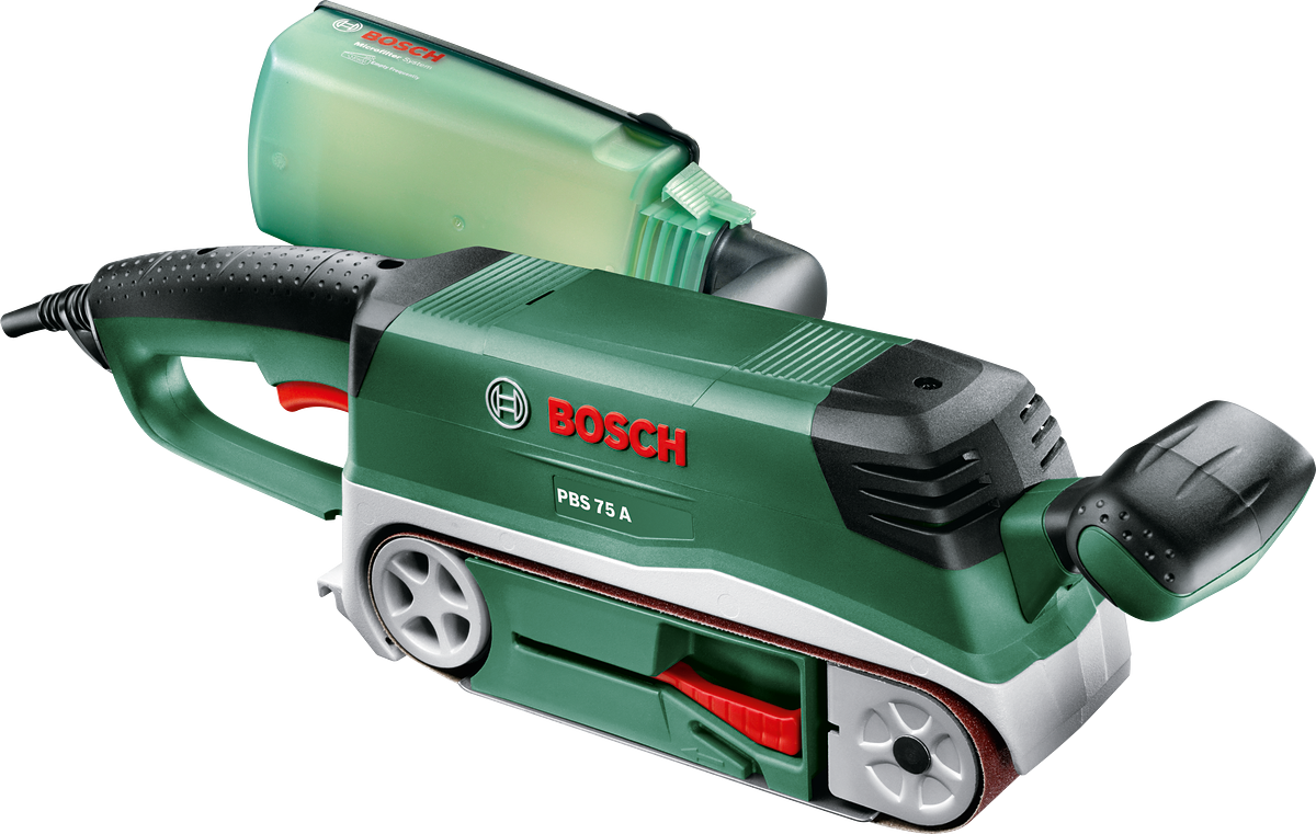 Bosch PBS 75 A Bant Zımpara